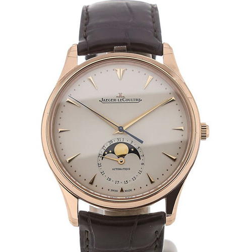 Jaeger-LeCoultre Master Ultra Thin 39 Automatic Moon Phase