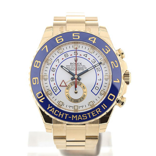Rolex Yacht-Master II 44 Automatic White Dial